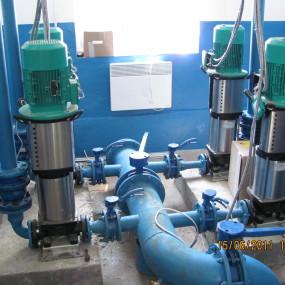 Pompa apa de suprafata