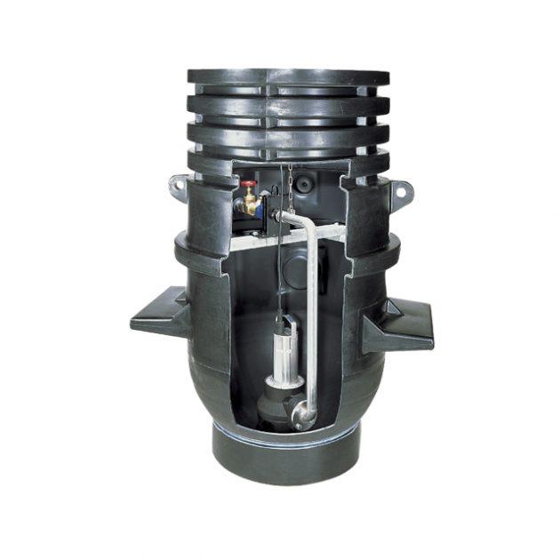 Pompa wilo drainlift - ws - 1100
